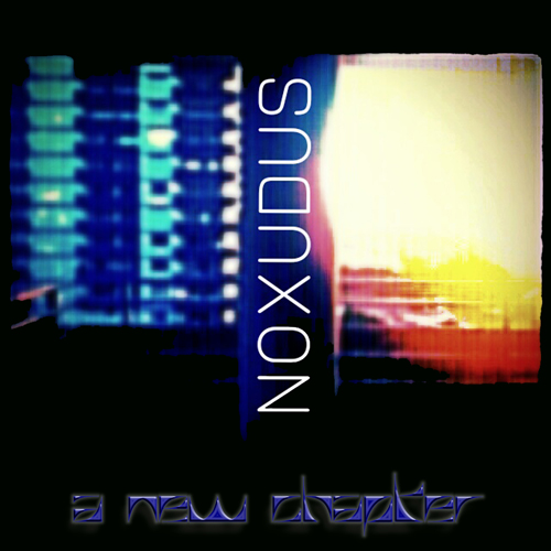 "Albumcover ""A new Chapter"" from Noxudus"